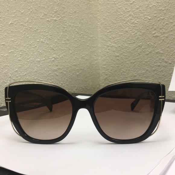 6e1ce224e3cca Tiffany   Co. Cat Eye Sunglasses